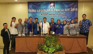 Foto Bedah anggaran DPW PAN DIY 2015